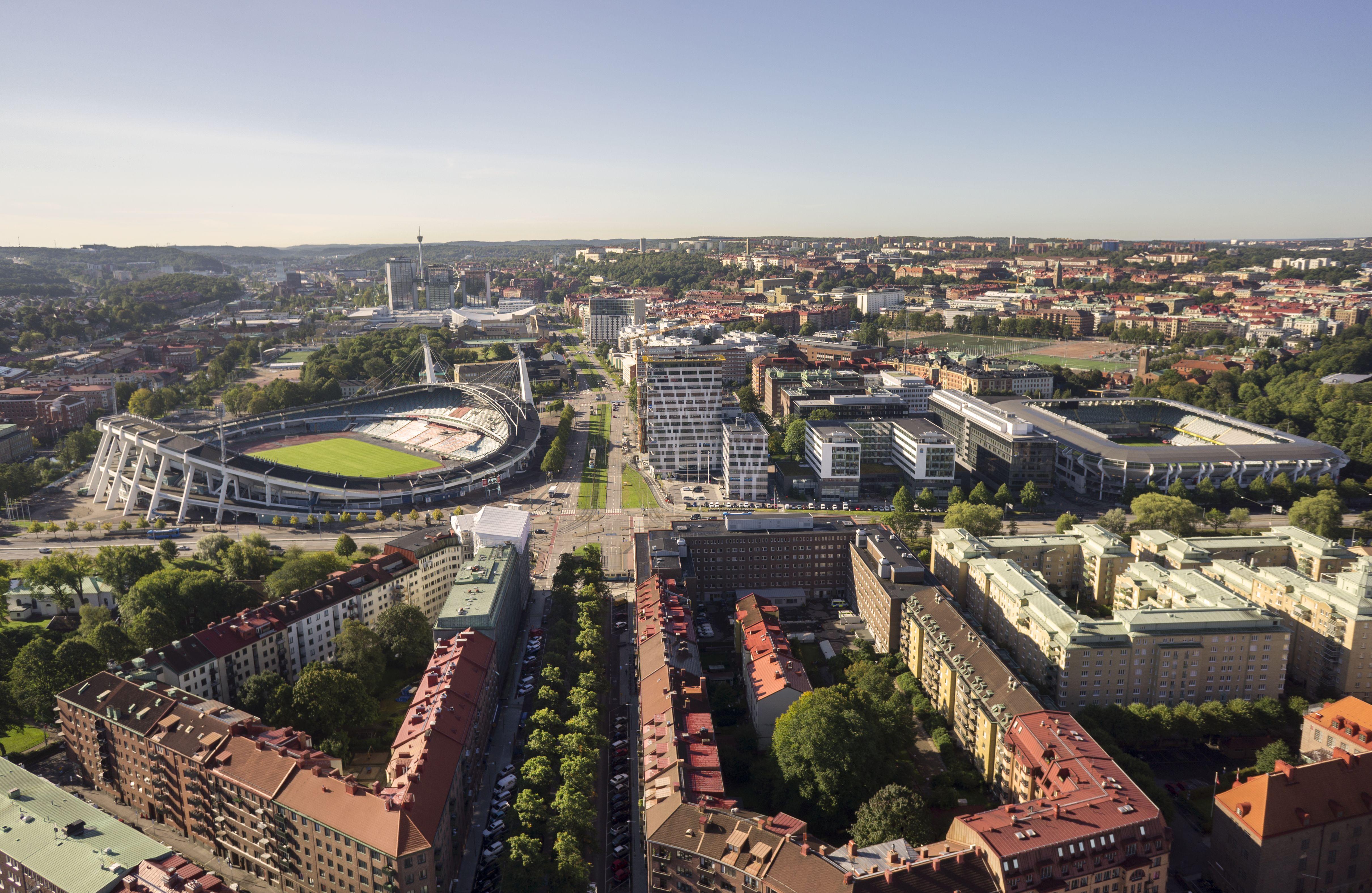 Evenemangsstråket Göteborg