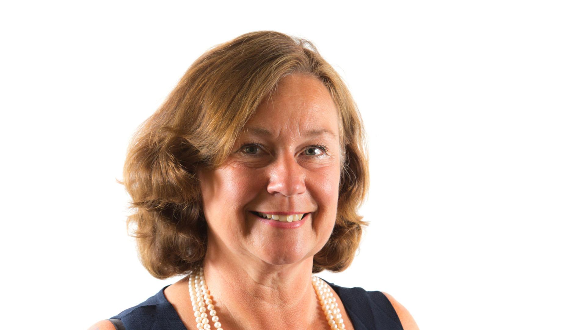 Madeleine Andrén, affärsutvecklare på Business Region Göteborg