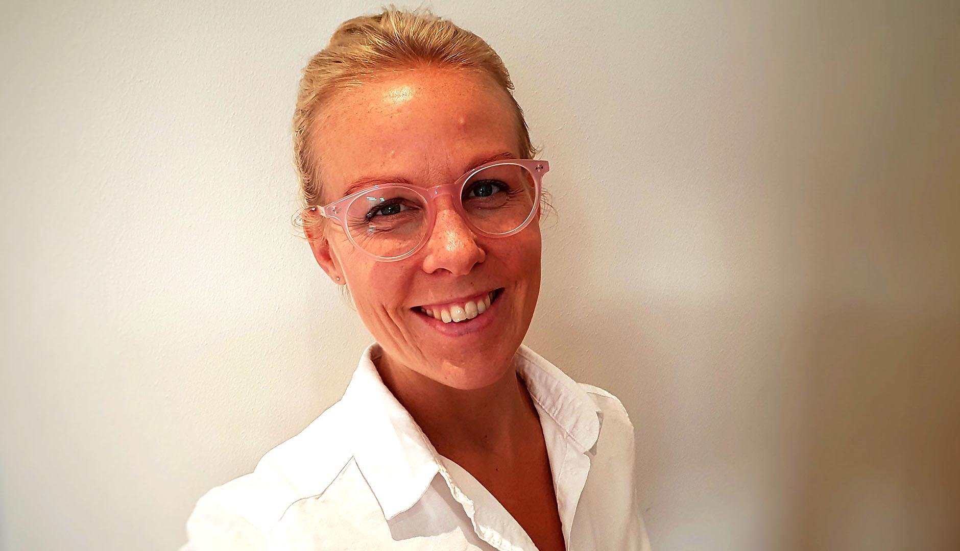 Madelene Ahl Brorsson, Business Region Göteborgskonsult i tillväxtprogrammet Expedition Framåt