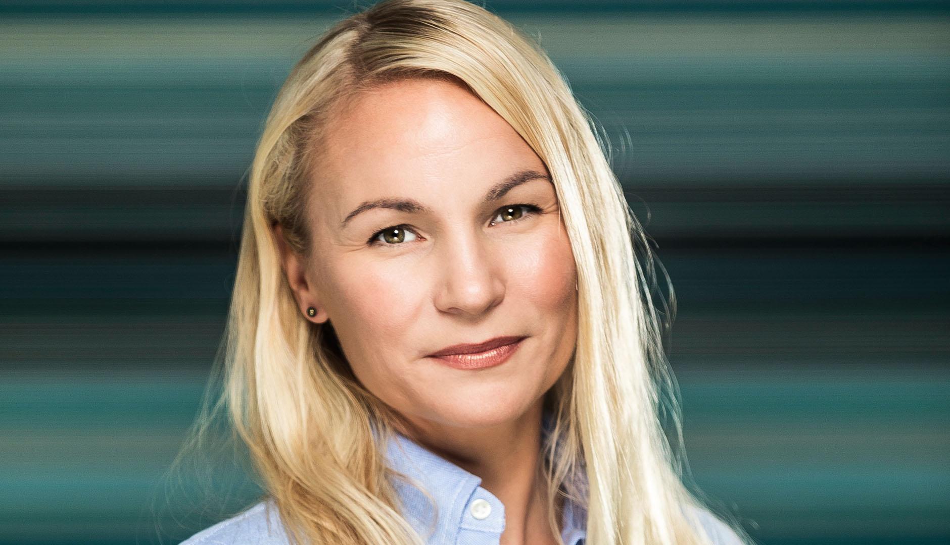 Nina Järvi, vd på Fix Cleaning Service som kom med på Gasell-listan 2019