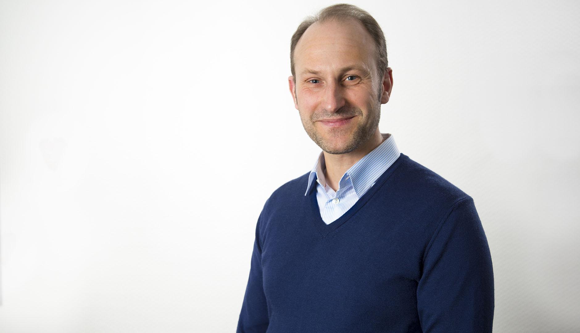 Robert Orbelin, Business Region Göteborgskonsult i tillväxtprogrammet Expedition Framåt