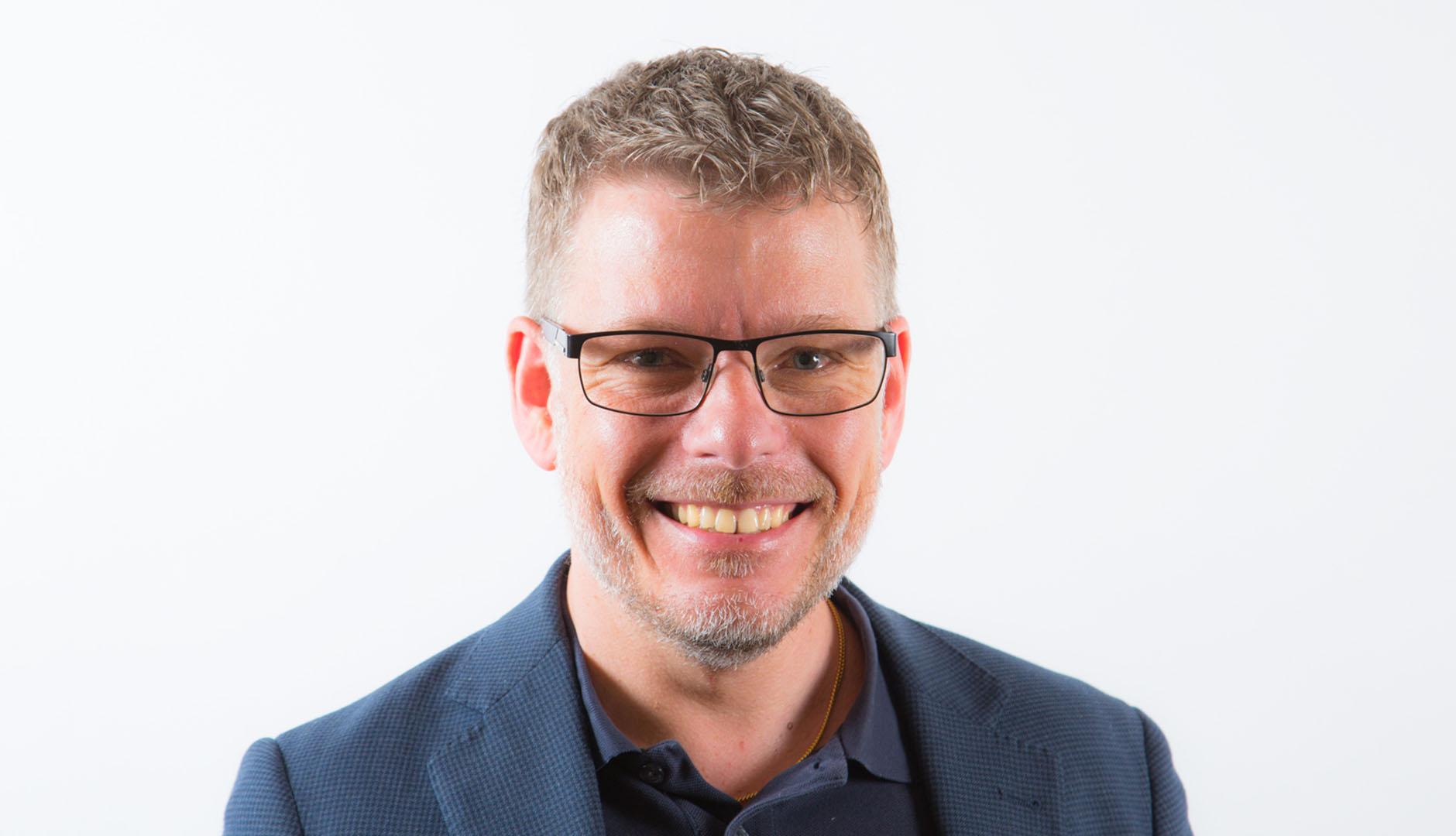 Sten Jensen, affärsutvecklare kopplad till Expedition Framåt, specialiserad på organisation, mål och strategi.