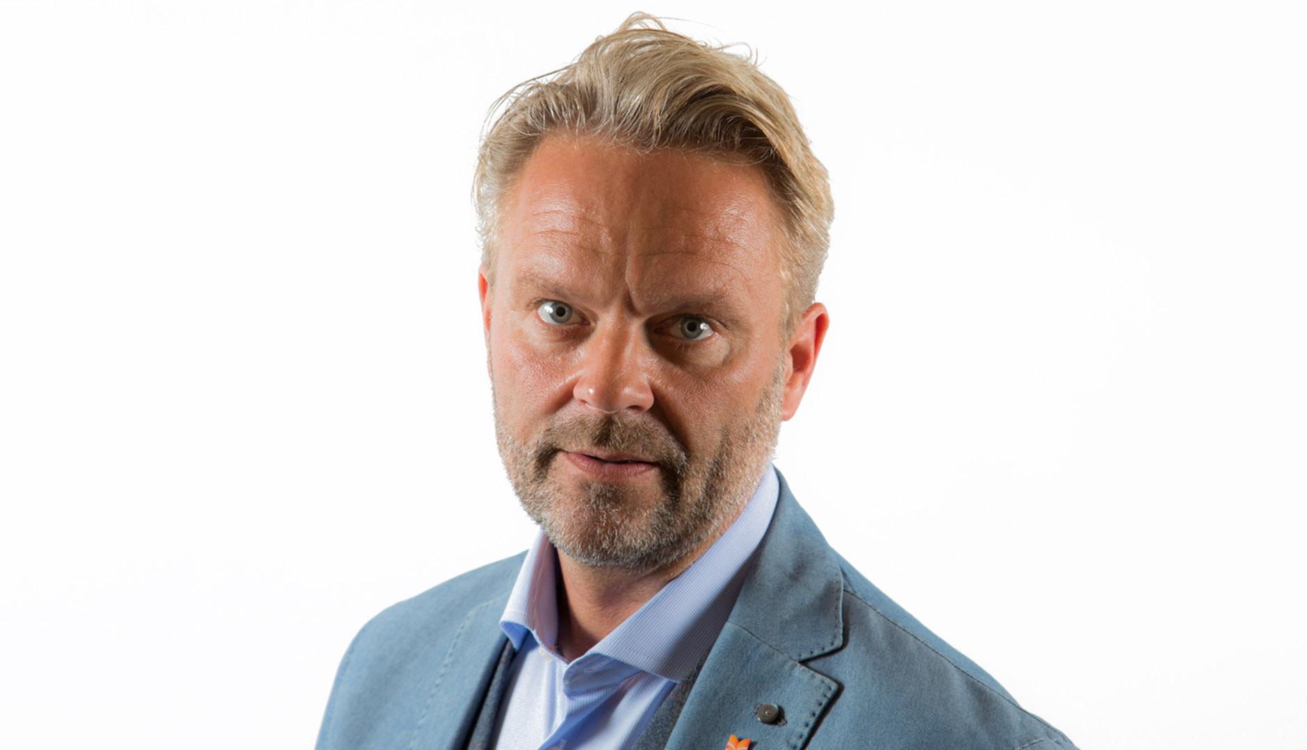 Tommy Ivarsson, Business Region Göteborgskonsult i tillväxtprogrammet Expedition Framåt