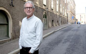 Johan Eckebrant företagsrådgivare Business Region Göteborgs tillväxtprogram Expedition Framåt