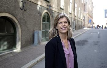 Ywonne Genberg företagsrådgivare Business Region Göteborgs tillväxtprogram Expedition Framåt